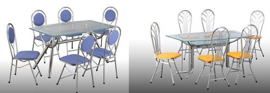 Bàn ghế inox Hwata – bangheinoxblog
